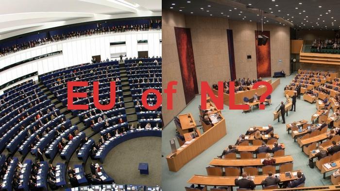 Wie is de baas? | Burgercomité-EU