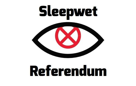Teken ook voor het Sleepwet Referendum!